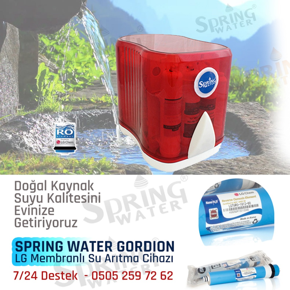 İzmir-spring-water-gordion-su-aritma-cihazı